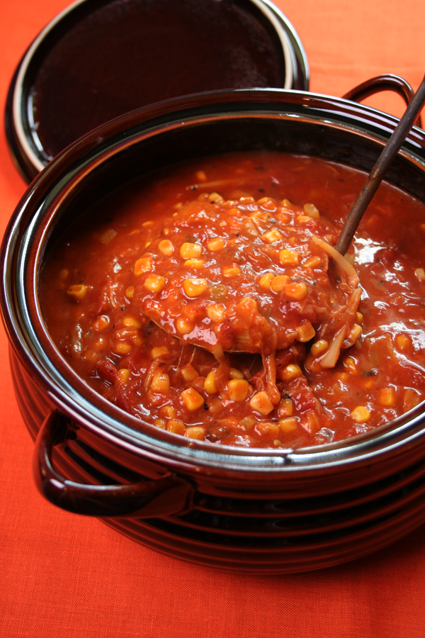 My Vegan Cookbook Brunswick Stew